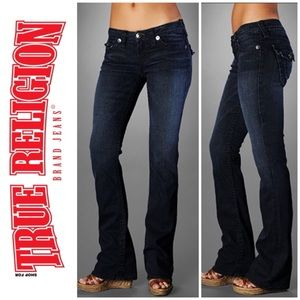 True Religion Becky Bootcut Jeans!